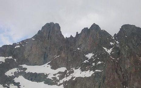 paysage de l'isère : avalanche : deux militaires victimes
