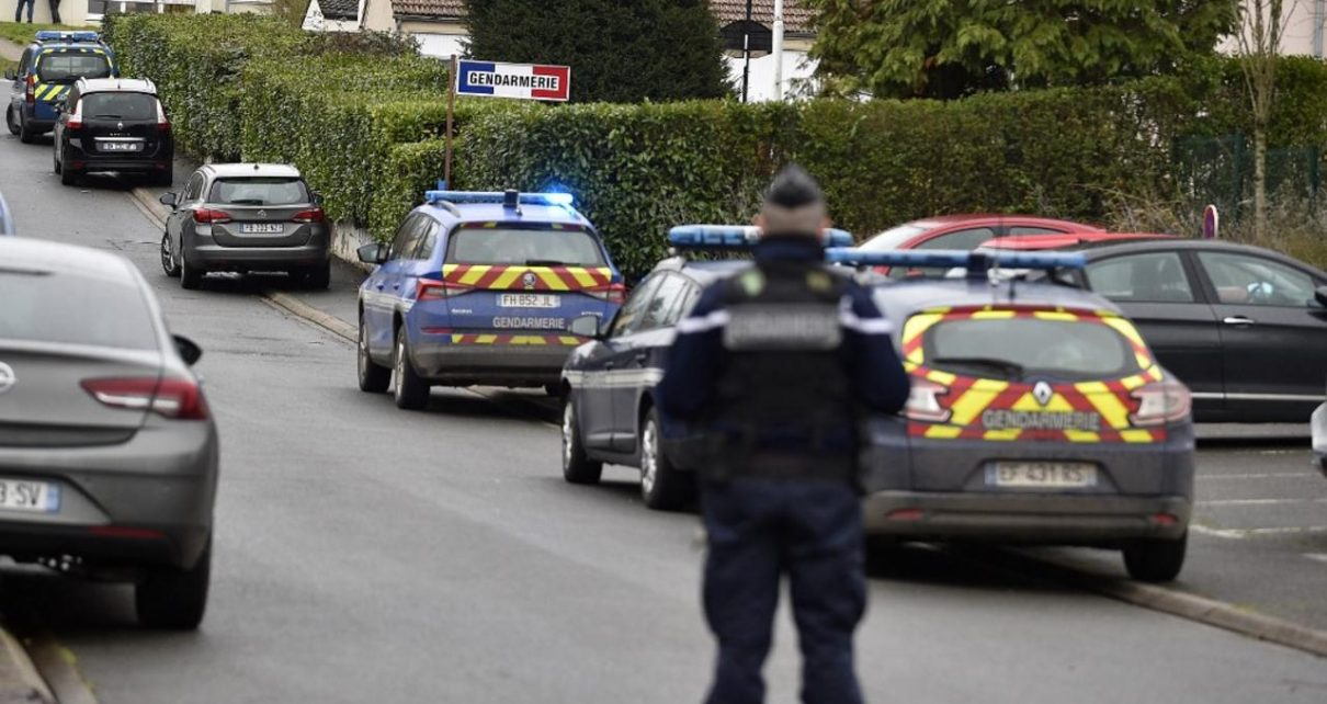 attaque gendarmerie de Dieuze